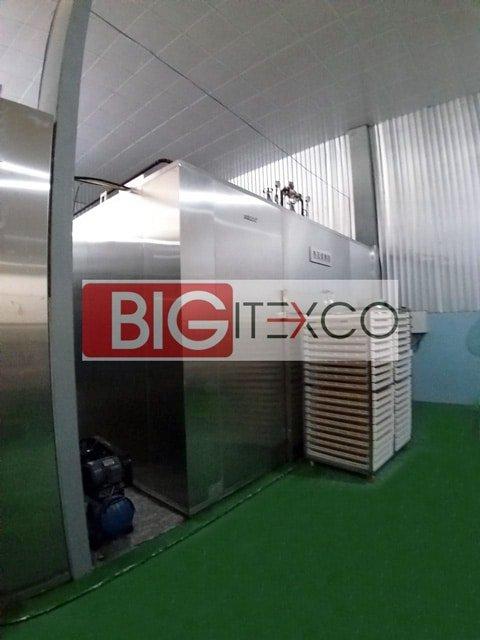 Freeze Dry Machine - Bigitexco Vietnam Cashew Nut - Pepper - Dried Fruit Company