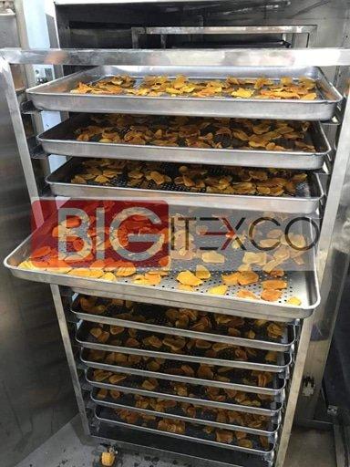 Machine Vietnam Organic Jackfruit Dried - Bigitexco Vietnam Cashew Nut - Pepper - Dried Fruit Company