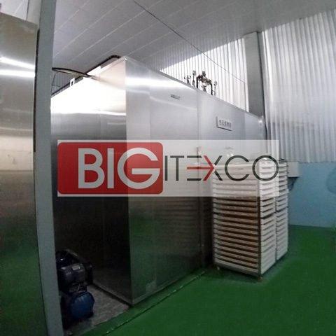 Freeze Dry Machine Bigitexco Edited - Bigitexco Vietnam Cashew Nut - Pepper - Dried Fruit Company