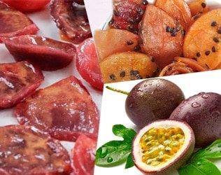 Soft Dried Passion Fruit 1 - Bigitexco Vietnam Cashew Nut - Pepper - Dried Fruit Company