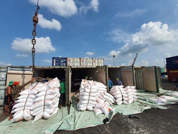 Vietnam Export Rice Prices jumped to their highest since December 2011